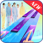 Life Goes On BTS Piano Game Magic  (Mod) 1.4