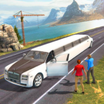 Limousine Taxi Driving Game  (Mod)1.12
