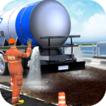 Mega City Road Construction Machine Operator Game  (Mod) 3.9