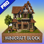 Mini Block Craft – Building and Crafting 2021  (Mod)1.1