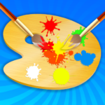 Mix Color & Paint Dropper Real Mixing Paint Puzzle  (Mod) 1.2