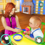 New Baby Single Mom Family Adventure  (Mod) 1.1.1