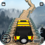 Offroad Jeep Driving Stunt 3D : Real Jeep Games  (Mod) 1.0
