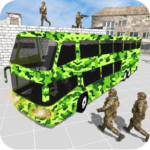 Offroad New Army Bus Game 2019  (Mod) 2.0.0