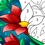 Paint by Number Free Coloring Games – Color Book 1.14 (Mod)