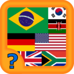 Picture Quiz: Country Flags  (Mod) 2.6.7g