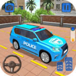 Police Jeep Spooky Stunt Parking 3D  (Mod) 0.5