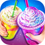 Rainbow Ice Cream – Unicorn Party Food Maker  1.8 (Mod)