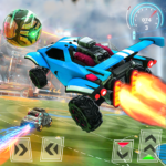 Rocket Car Football Soccer League Champion  (Mod)1.5