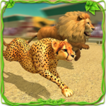 Savanna Animal Racing 3D  (Mod) 1.0