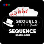 Sequence: Sequel5 Online Multiplayer Board Game  (Mod) 7.0.1