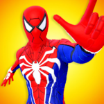 Spider Hero Fight Gangster Rope Battle Crime City  (Mod) 2.0