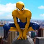 Spider Hero – Super Crime City Battle  (Mod) 1.0.8