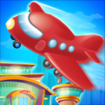 Town Airport Adventures – Play Airport Games  (Mod) 1.0.5
