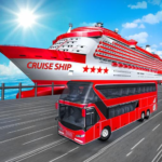 Transport Cruise Ship Game Passenger Bus Simulator  (Mod) 3.0