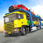 Truck Car Transport Trailer Games  (Mod) 1.10