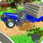 Village Tractor Games:Chained Tractor Offroad Game  (Mod) 1.00.0000