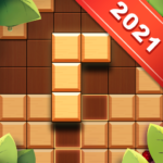 Wood Block Puzzle: Classic wood block puzzle games  (Mod)  1.1.2