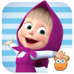 A Day with Masha and the Bear  20.4 (Mod)