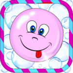 Balloon pop game – popping bubbles!  (Mod)