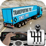 Cargo Delivery Truck Parking Simulator Games 2020  (Mod) 1.38