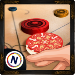 Carrom Clash  Realtime Multiplayer Free Board Game  (Mod)