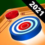 Carrom Disc Pool : Free Carrom Board Game  (Mod)