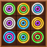 Color Rings – Colorful Puzzle Game (Mod)