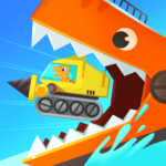 Dinosaur Ocean Explorer: Games for kids & Toddlers  (Mod)