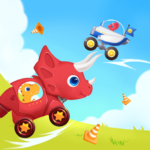 Dinosaur Smash: Driving games for kids  (Mod)
