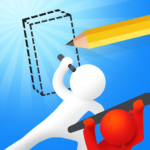 Draw Hammer – Drawing games  (Mod)