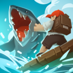 Epic Raft Fighting Zombie Shark Survival Games  (Mod) 1.0.3