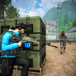 FPS Military Commando Games: New Free Games  (Mod)