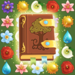 Flower Book: Match-3 Puzzle Game  (Mod)