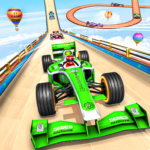 Formula Car Stunt Games: Mega Ramp Car Games 3d  (Mod)