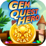 Gem Quest Hero Jewels Game Quest  (Mod) 1.1.2