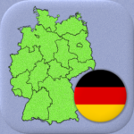 German States – Flags, Capitals and Map of Germany  (Mod)