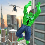 Incredible City Monster Hero Survival  (Mod) 3.9