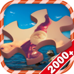 Jigsaw Puzzle Games – 2000+ HD Wallpaper Pictures  (Mod)