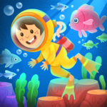 Kiddos under the Sea : Fun Early Learning Games  (Mod)