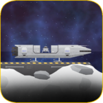 Lunar Rescue Mission: Spaceflight Simulator  (Mod)