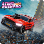 Mega Stunt Ramp Car Crasher Jumping Free Game 2021  (Mod)