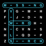 Missing Vowels Word Search  (Mod)
