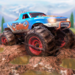 Monster Truck Destruction : Mad Truck Driving 2020  (Mod)