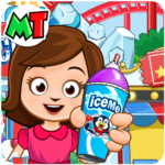 My Town : Fun Amusement Park Game for Kids Free  (Mod)