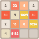 Number Puzzle:  2048 Puzzle Game  (Mod)