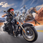 Outlaw Riders War of Bikers  (Mod) 0.2.8