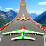 Plane Stunts 3D : Impossible Tracks Stunt Games  (Mod)