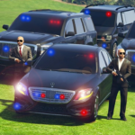 President Police Protection Game  (Mod)