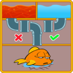 Save Fish – Block Puzzle Aquarium  (Mod)